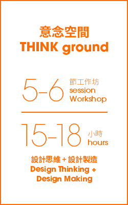 think ground card